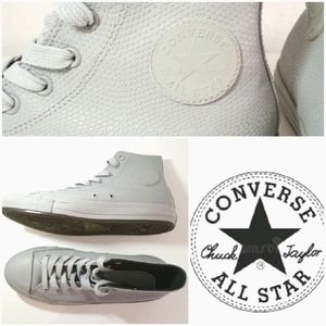 Converse Chuck Taylor All Star High - Python Grey